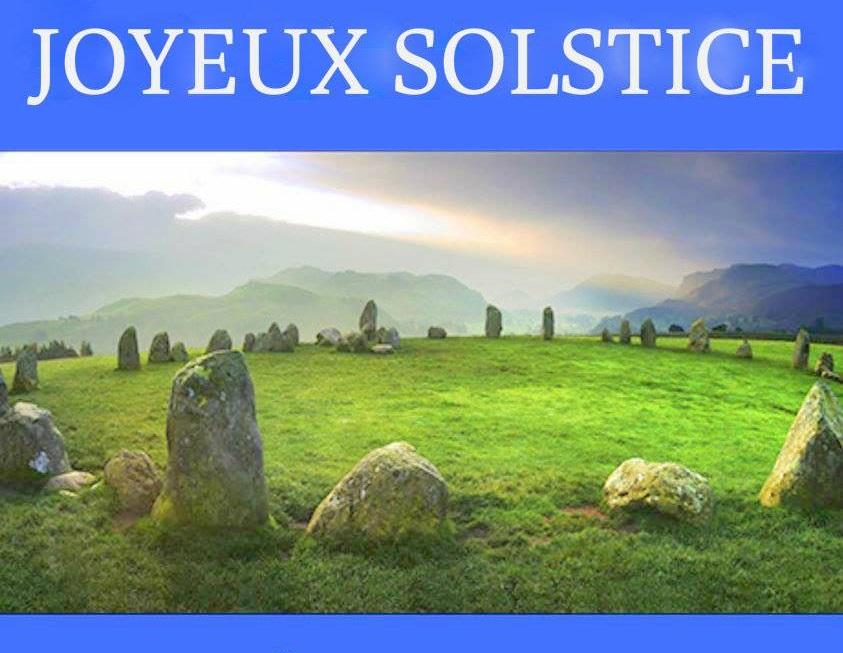 joyeux solstice